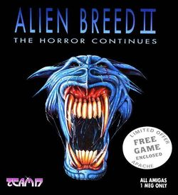 Alien Breed II - The Horror Continues_Disk1
