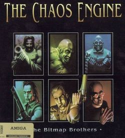 Chaos Engine, The_Disk2