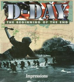 D-Day - The Beginning Of The End_Disk1