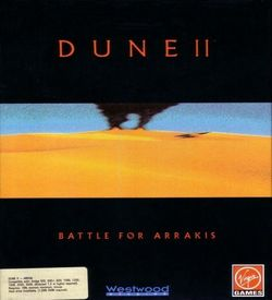 Dune II - The Battle For Arrakis_Disk3