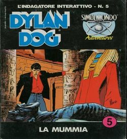 Dylan Dog - The Murderers_Disk2