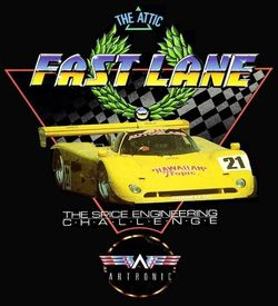 Fast Lane! - The Spice Engineering Challenge