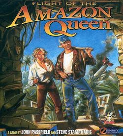 Flight Of The Amazon Queen_Disk1
