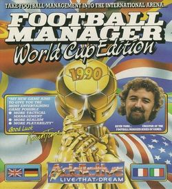 Football Manager - World Cup Edition