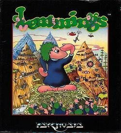 Lemmings_Disk1