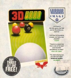 Pool (Mastertronic)