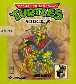 Teenage Mutant Hero Turtles - The Coin-op!