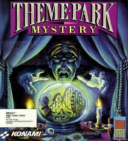 Theme Park Mystery - Variations On A Theme