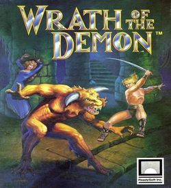 Wrath Of The Demon_Disk4