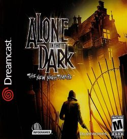Alone In The Dark The New Nightmare  - Disc #1