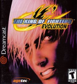 King Of Fighters The Evolution