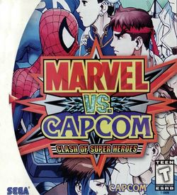 Marvel Vs. Capcom Clash Of Super Heroes