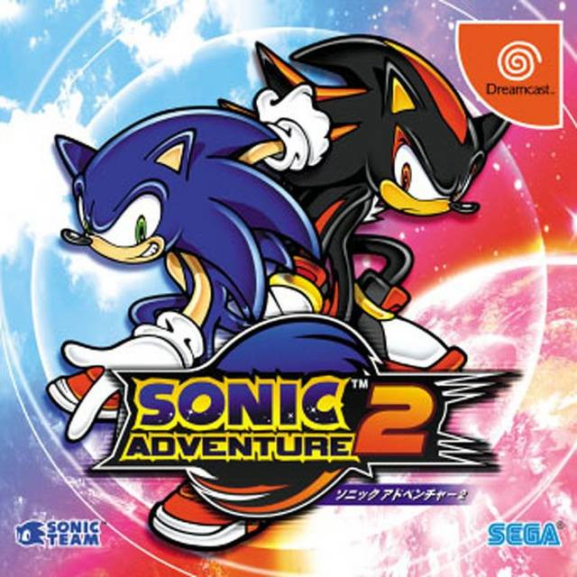 Sonic Adventure 2 - Sega Dreamcast(DC ISOs) ROM Download