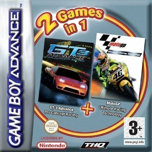GT Advance 3 - Pro Concept Racing - GBA ROM Free Download