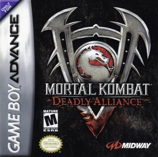 Mortal Kombat - Deadly Alliance