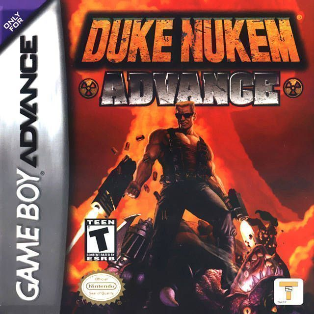 Duke Nukem Advanced