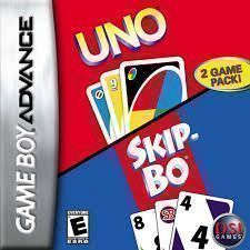 2 In 1 - Uno Skip-Bo - Gameboy Advance(GBA) ROM Download