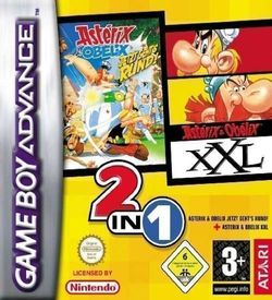 2 In 1 - Asterix And Obelix