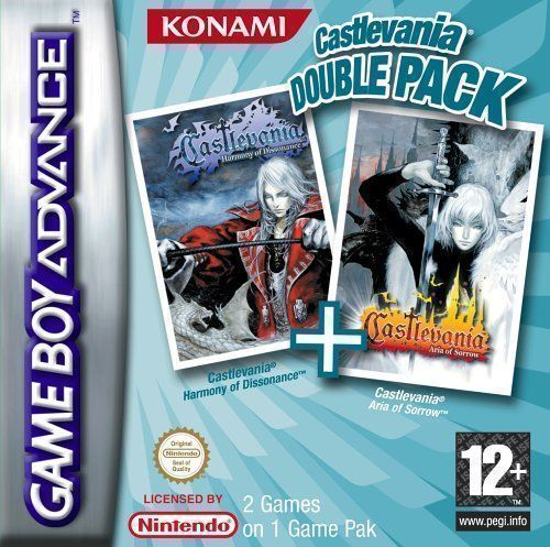 2 In 1 - Castlevania Double Pack