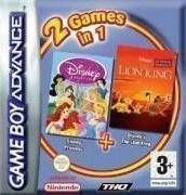 2 In 1 - Disney Princess & The Lion King (Sir VG)
