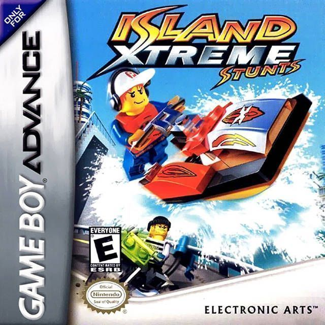 Island Xtreme Stunts - Gameboy Advance(GBA) ROM Download