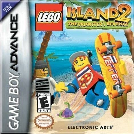 LEGO Island 2 - Gameboy Advance(GBA) ROM Download