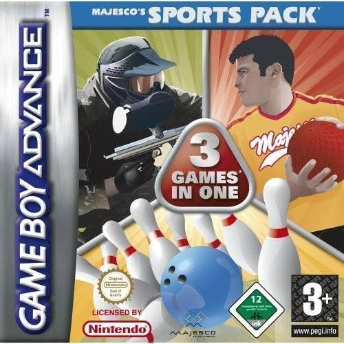 3 In 1 - Majesco's Sports Pack
