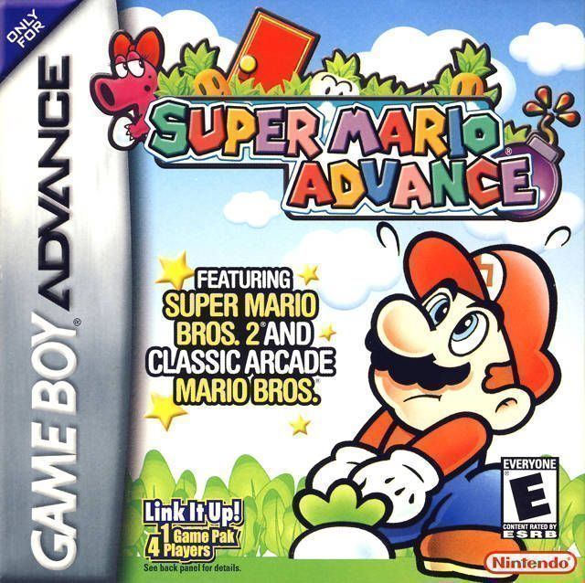 Super Mario Advance - Gameboy Advance(GBA) ROM Download