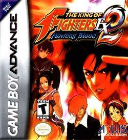 King Of Fighters EX2, The - Howling Blood