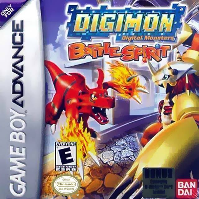 Digimon aeon gba rom download