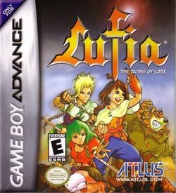 Lufia - The Ruins Of Lore