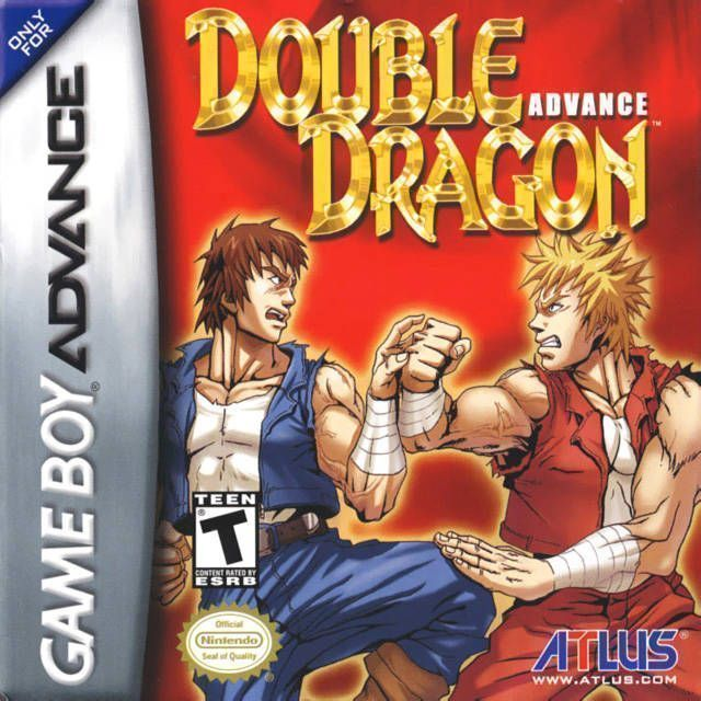 Double Dragon Advance Gameboy Advance Gba Rom Download