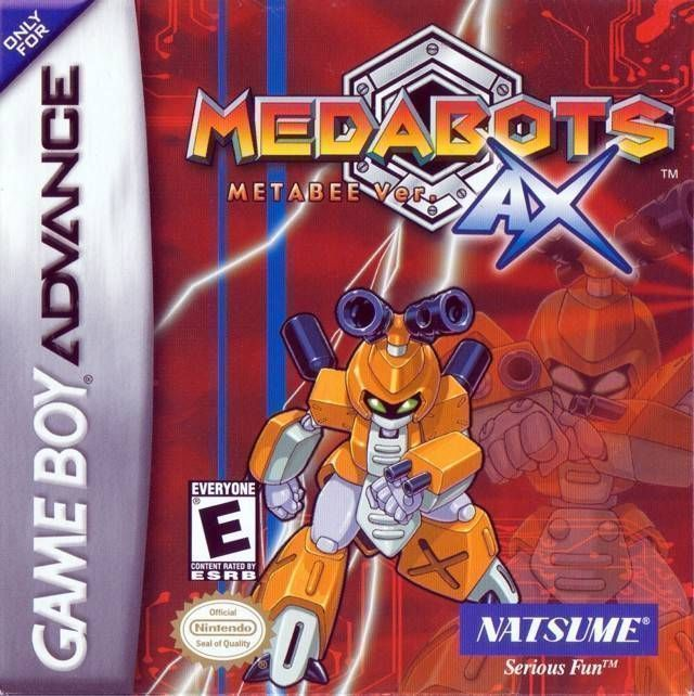 Medabots - Metabee Version - Gameboy Advance(GBA) ROM Download