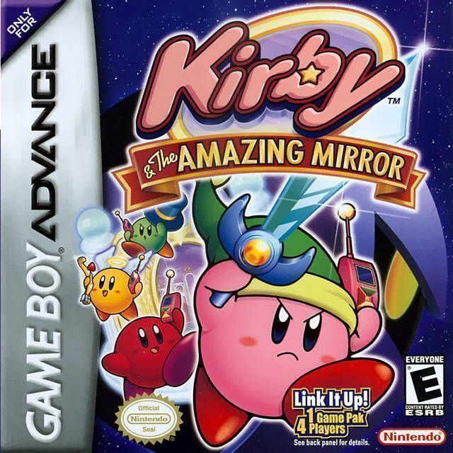 Kirby & The Amazing Mirror - GBA ROM Free Download