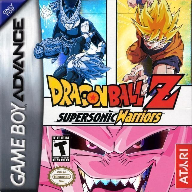 Dragonball Z - Supersonic Warriors - GBA ROM Free Download