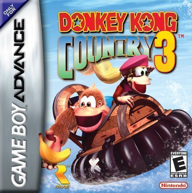 Donkey Kong Country 3 Gameboy Advance Gba Rom Download