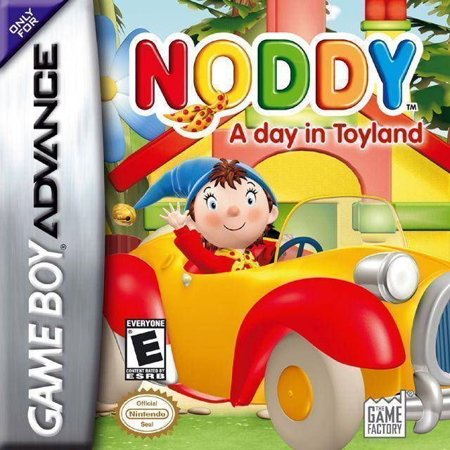 Noddy - A Day In Toyland