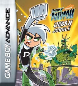 Danny Phantom - Urban Jungle