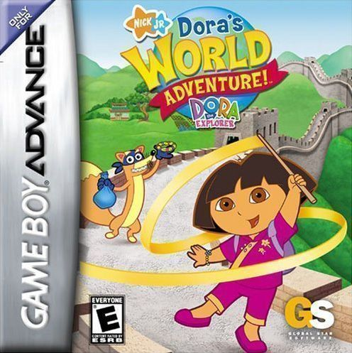 Dora The Explorer - Dora's World Adventure