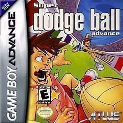Super Dodgeball Advance