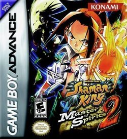 Shonen Jump's - Shaman King - Master Of Spirits 2