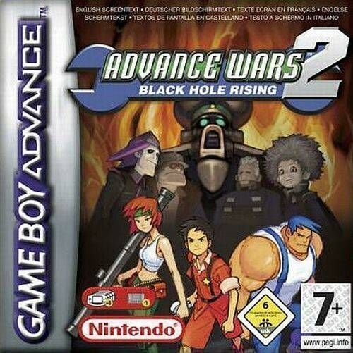 Advance Wars 2 - Black Hole Rising (Surplus)