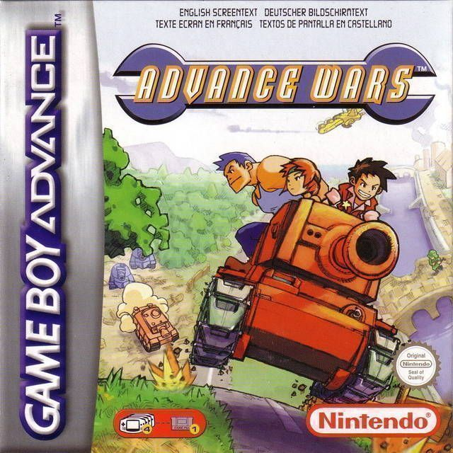 Advance Wars (Arrogance)