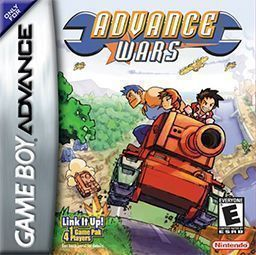 Advanced Wars GBA