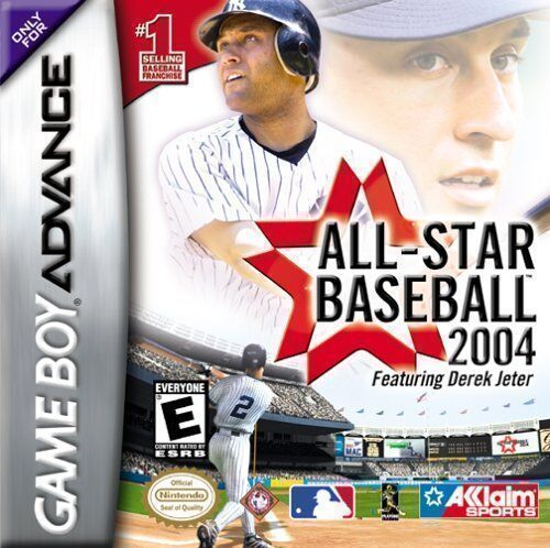 All-Star Baseball 2004 Feat. Derek Jeter GBA
