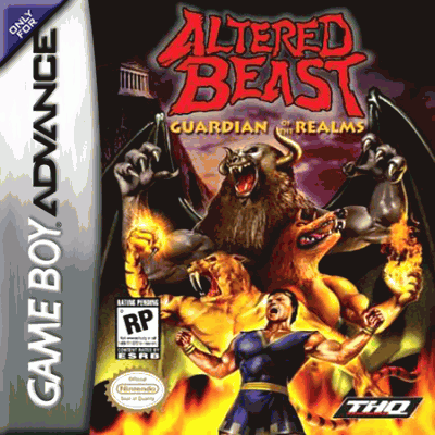 Altered Beast - Guardian Of The Realms GBA