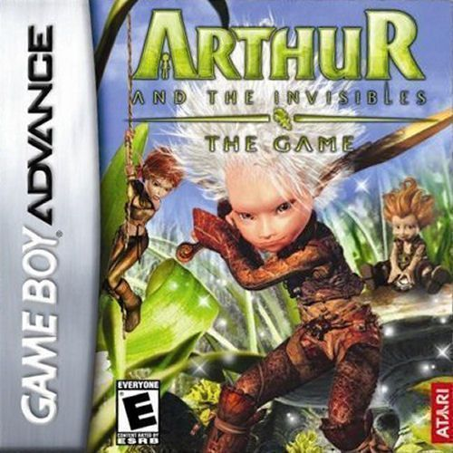 Arthur And The Invisibles GBA