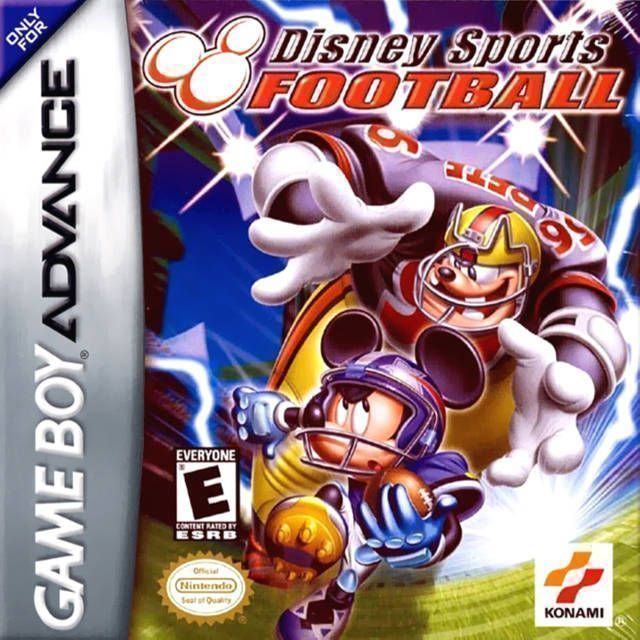 Backyard Football 2007 GBA - Gameboy Advance(GBA) ROM Download