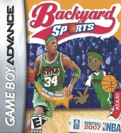 Backyard Basketball 2007 GBA