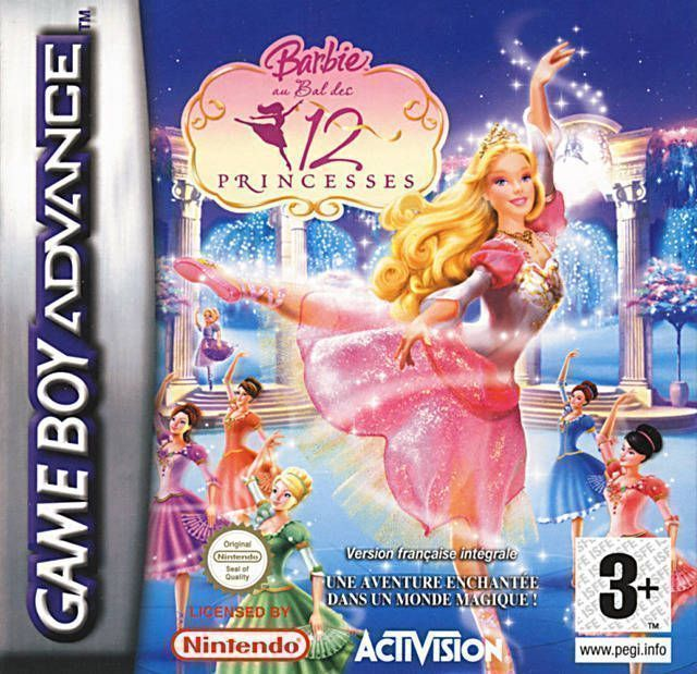 Barbie In The 12 Dancing Princesses (Sir VG)